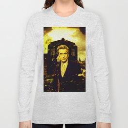 tardis dr who Long Sleeve T-shirt