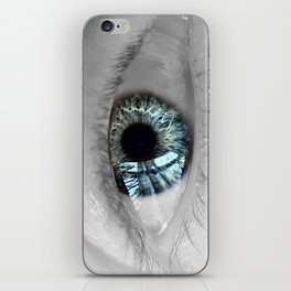 Ocean  of memories. iPhone Skin