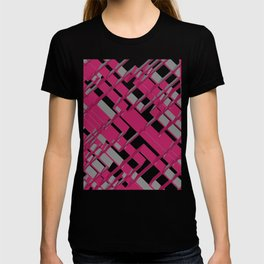 3D Futuristic BG T-shirt