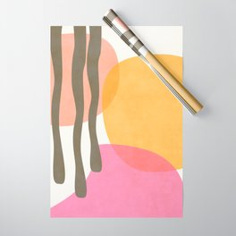 Intrusion #society6 #buyart Wrapping Paper