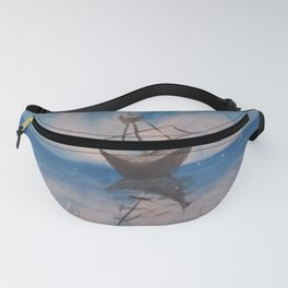 In a dramy sail Fanny Pack