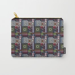 Border Pattern Design (1) Carry-All Pouch