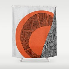 - from never for ever - Shower Curtain