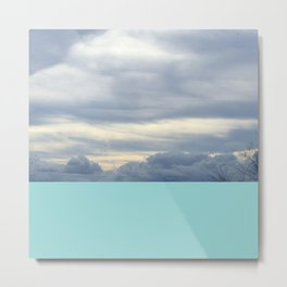 roadtrip: I95 skye  Metal Print