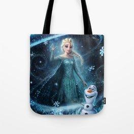 Wanna build a snowman? Tote Bag
