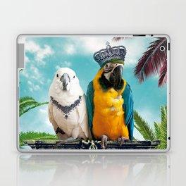 Couple of Parrots Laptop & iPad Skin
