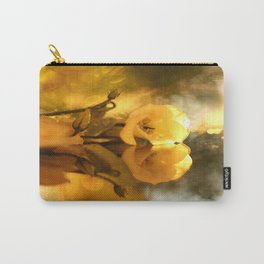 Flower Reflection #decor #society6 #buyart Carry-All Pouch