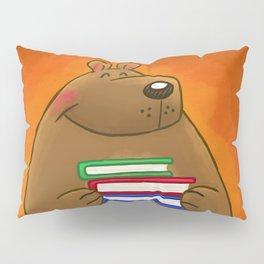 Ready to Read Bear! Pillow Sham