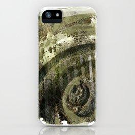 1800's Gravestone Art Series 2 iPhone Case