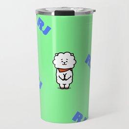 BTS Jin BT21 RJ Travel Mug
