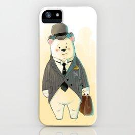 Mr.Polar iPhone Case