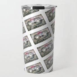 Retro Fashion Cassettes! Travel Mug