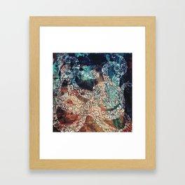 What's Kraken? Framed Art Print
