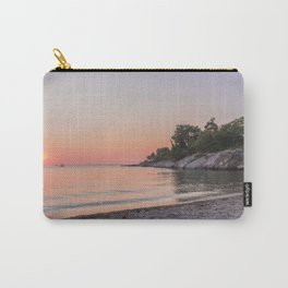 Plumcove Summer Sunset Carry-All Pouch