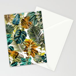 Tropical Garden IV Stationery Cards