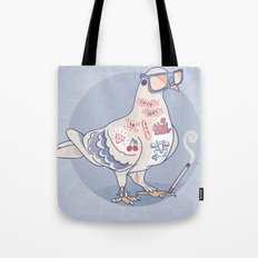 Stay Silver Tote Bag