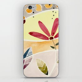 Watercolor iPhone Skin