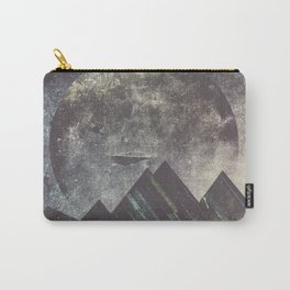 Sweet dreams mountain Carry-All Pouch