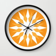 Sharp 1 Wall Clock