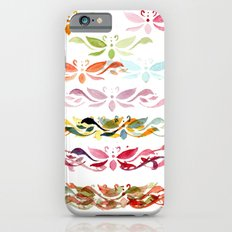 Butterfly arabesque iPhone 6s Slim Case
