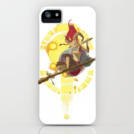 Childrens of the Stars: Aries iPhone Case
