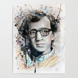 Woody Allen Poster