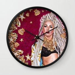 Mother Monster - Jingle Ball Wall Clock