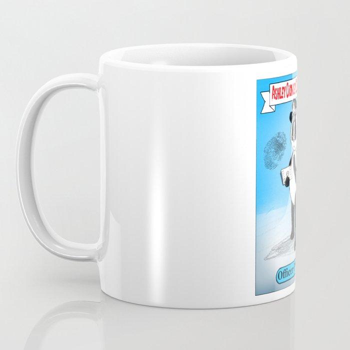 Officer Panda Coffee Mug