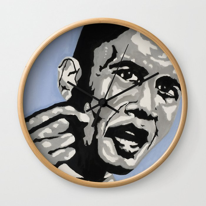 POTUS Wall Clock