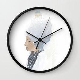Lost Bride Wall Clock