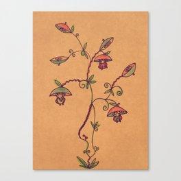 Russian Fruit Tree Canvas Print