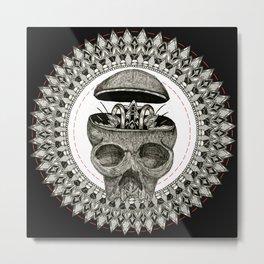Creativity Metal Print