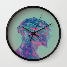 Kepler 186f Wall Clock