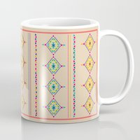 ethnic Mugs featuring Ethnic by ShivaR