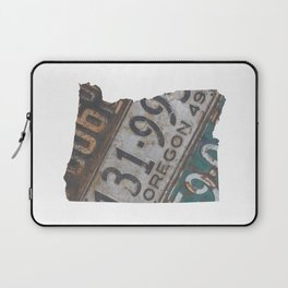 Vintage Oregon Laptop Sleeve