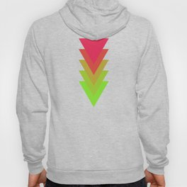 Aroflux in Shapes Hoody