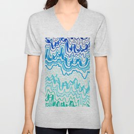 Thaw and Melt Unisex V-Neck