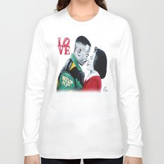 Black Love - Martin & Gina Long Sleeve T-shirt