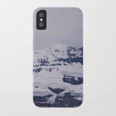 Banff, Canada Slim Case iPhone X