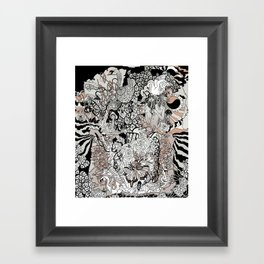 Next of Kin Framed Art Print