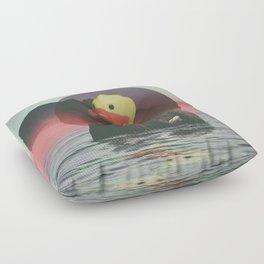 Rubber Ducky Floor Pillow