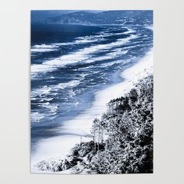 Cape Lookout Netarts Poster