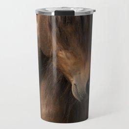 Horse Fine Art Travel Mug