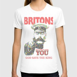 Your Country Needs You - Digital T-shirt