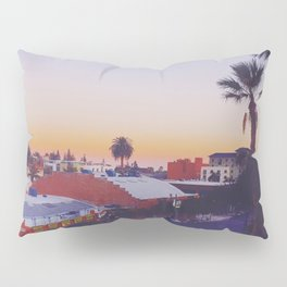 Old Town Twilight Pillow Sham