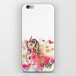 My Kinky Pony iPhone Skin