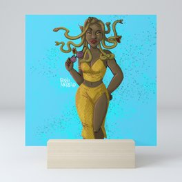 Medusa Mini Art Print