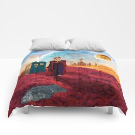 13th Doctor at Gallifrey Planet Comforters