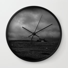 The Wild and Wandering Wall Clock