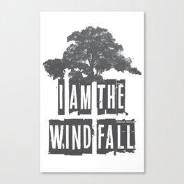 Windfall Canvas Print